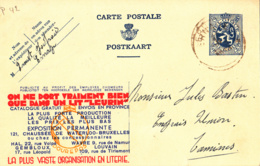 Belgique Publibel N° 42 Leurin Obl. - Publibels