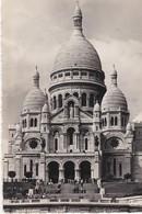 Lot De 50 CPSM De PARIS (1950-1970)  Toutes Scannées: Monuments;; Tour Eiffel, Ponts; églises, Rues, La Seine,  ND, Etc. - 5 - 99 Cartes