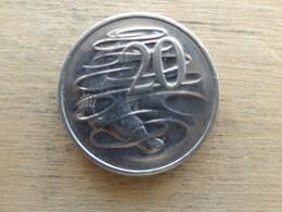 Australie  20  Cents  1999  Km 403 - Monnaie Décimale (1966-...)