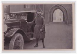 """DT- Reich (001234) Propaganda Sammelbild Deutschland Erwacht"""""""" Bild 32, Der Führer Verläßt Die Festung Landsberg 1924 - Briefe U. Dokumente"""