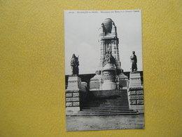 BESANCON. Le Monument Aux Morts De La Grande Guerre. - Besancon