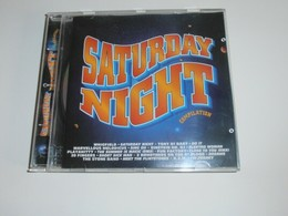 Saturday Night Compilation - CD - Compilations