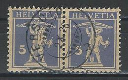 SBK 157 Paar Stempel Verscio - Svizzera