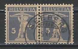 SBK 157 Paar Stempel Seeberg BE - Svizzera