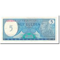 Billet, Surinam, 5 Gulden, 1982, 1982-04-01, KM:125, TTB+ - Surinam
