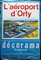 DECORAMA DECALCOMANIES TRANSFERT TOURET - L'aéroport D'Orly - Autocollants