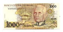 Brasile - Banconota Da 1000 Cruzeiros - Nuova - (FDC12186) - Brasile