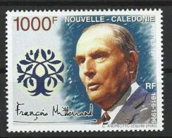 "Nle-Caledonie YT 725 "" François Mitterrand "" 1997 Neuf** - Nouvelle-Calédonie"