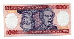 Brasile - 1984 - Banconota Da 100 Cruzeiros - Nuova - (FDC12188) - Brasile
