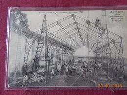 CPA - Legendre Frères, Constructeurs à Mitry-Mory - Chais Exécutés à Oued-el-Alleng (Algérie) - Mitry Mory