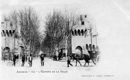 AVIGNON L'entrée De La Ville -carte Précurseur - Avignon