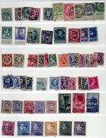 Belgie 1869 / 2008, Belgium, Belgique, Belgien, Collection Of 119 Old Stamps - Verzamelingen