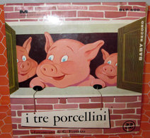 "I TRE PORCELLINI      7"" - Enfants"