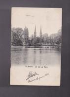 BELGIQUE , ANVERS, Le Lac Du Parc - Antwerpen