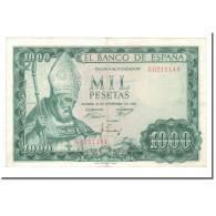 Billet, Espagne, 1000 Pesetas, 1971, 1965-11-19, KM:151, TTB - [ 2] 1931-1936 : Repubblica