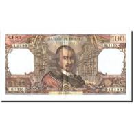 France, 100 Francs, 100 F 1964-1979 ''Corneille'', 1977, 1977-09-01, TTB - 1962-1997 ''Francs''