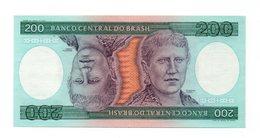 Brasile - Banconota Da 200 Cruzeiros - Nuova - (FDC12189) - Brasile