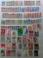 Denemarken 1875 / 1989, Denmark, Danemark, Collection Of 115 Stamps, No Doubles - Denemarken