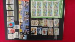 Superbe Collection ** Timbres, Carnets Et Blocs De Aland Et Norvège. Belle Faciale  Port Offert Dès 50 EUROS D'achats - Collections (en Albums)