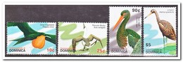 Dominica 2007, Postfris MNH, Birds - Dominica (1978-...)