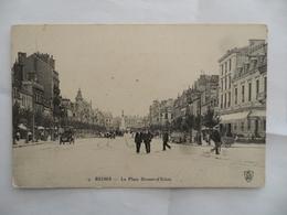 (Marne - 51)  -  REIMS  -  La Place Drouet-d'Erlon - Reims