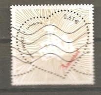 FRANCE / 2014 / Y&T N° 4832 : Coeur Baccarat Oblitéré - France