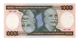 Brasile - Banconota Da 1000 Cruzeiros - Nuova - (FDC12190) - Brasile