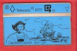 BELGIUM  Magnetic Phonecard  Landis & Gyr MINT - Belgique