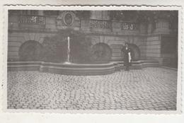 Spa Bains - Animé - 1932 - Photo Format 6.5 X 11 Cm - Places
