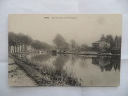 (Meuse - 55)  -   VOID  -  Pont Du Canal Et Pont Tournant - Frankrijk