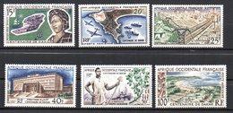 Col10  :  AOF Afrique  PA  : N° 22 à 27  Neuf X MH  ,  Cote 13,00 Euro - Neufs