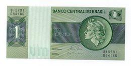 Brasile - 1980 - Banconota Da 1 Cruzeiro - Nuova - (FDC12191) - Brasile
