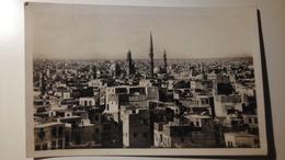 "Egypt, Miṣr - Cairo, Al-Qāhira - General View - 1934 - ""Hotel  Morandi"" - Cairo"