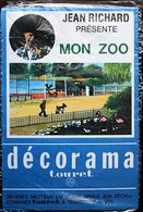 DECORAMA DECALCOMANIES TRANSFERT TOURET - Jean Richard - Mon Zoo - Old Paper