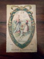 Ricordo 5 Centenario 1432/1932 B.V. Di Caravaggio - Vergine Maria E Madonne