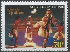 """Nle-Caledonie YT 806 """" Spectacle """" 1999 Neuf** - Nouvelle-Calédonie"""