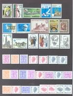 BELGIUM - 1978 - MNH/***LUXE -  JAAR ANNEE YEAR 1978 COMPLETE WITH ALL BLOC BOOKS ... QUOTATION 43.00 EUR - Lot 17858 - Belgique