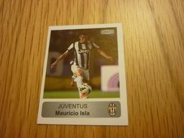 Mauricio Isla Juventus Italian Football Europe's Champions 2013-2014 Greek Sticker - Adesivi