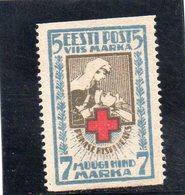 ESTONIE 1921 * - Estonia