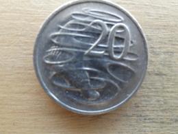 Australie  20  Cents  1976  Km 66 - Decimal Coinage (1966-...)