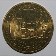 37 - AMBOISE - LE CLOS LUCÉ - DEMEURE DE LÉONARD DE VINCI - 1516 - 1519 - MDP 2004 - - Monnaie De Paris