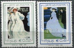 EUROPA CEPT 2003 ITALIE N°2641/42 ** LUXE - Europa-CEPT