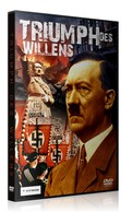 TRIUMPH DES WILLENS - TRIUMPH OF THE WILL - LENI RIEFENSTAHL - HITLER - WW2 DVD NEW ! - Documentary