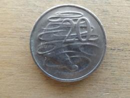 Australie  20  Cents  1980  Km 66 - Monnaie Décimale (1966-...)