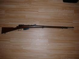 Vetterli Neutralisé De 1874 - Sammlerwaffen