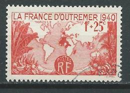 FRANCE 1940 . N° 453 . Oblitéré . - France