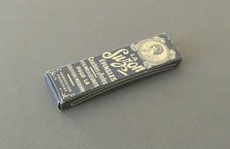 LA SUZON  EPINGLES.    Boite En Carton  Contenant 5 Epingles Courbées à Perles - Boîtes