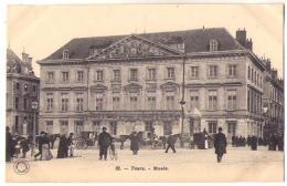 (37) 1000, Tours, Grand Bazar 32, Musée, Dos Non Divisé - Tours