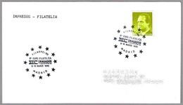 Exposicion Filatelica DRAGADOS Y CONSTRUCCIONES S.A. Madrid 1990 - Fábricas Y Industrias