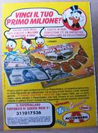 MONDOSORPRESA, PUBBLICITA' (PB80) ACCORNERO, PAPERDOLLARO DISNEY - Kinder & Diddl